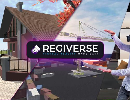 REGIVERSE – Piattaforma di Realtà Virtuale