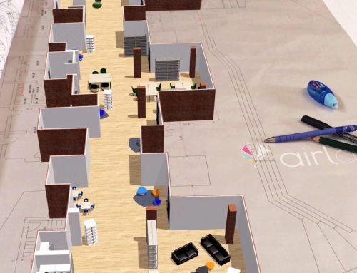 Planimetria 3D in Realtà Aumentata – AR Extrude