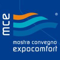 Logo della fiera MCE 2018 - Mostra Convegno Expocomfort 2018