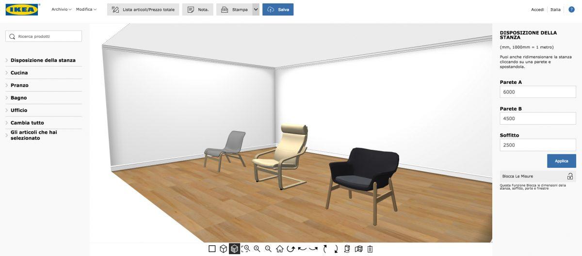 Ikea planner 3D