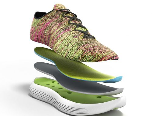 Configuratore online 3D per le calzature