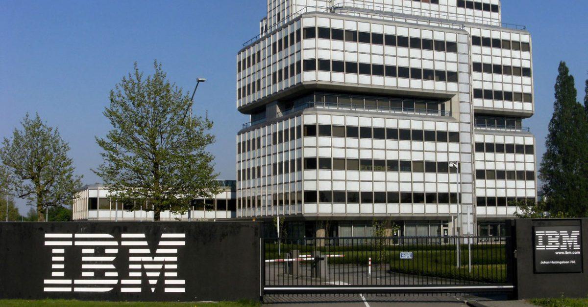 IBM palazzo