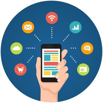 Le funzionalità di un'app come: connettività, geolocalizzazione, interfacciamento