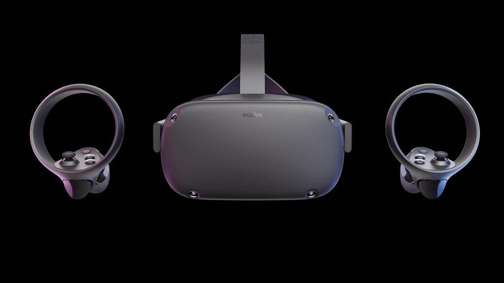 Visore Oculus Quest