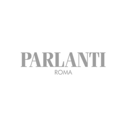 Stivaleria Parlanti Roma logo grayscale